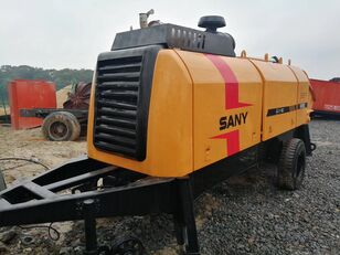 SANY stationary concrete pumps: SANY stationary concrete pumps for