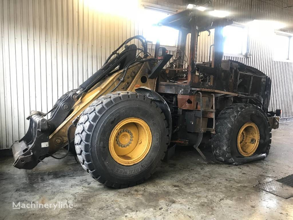 CATERPILLAR 924 G Dismantled for spare parts telescopic wheel loader for parts