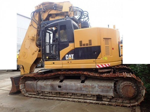 CATERPILLAR 328 DLCR tunel tracked excavator