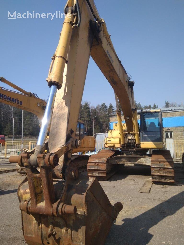 KOMATSU PC400LC-6Z tracked excavator