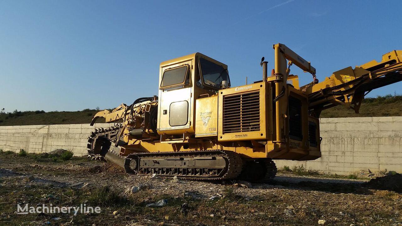 VERMEER  T558 trencher