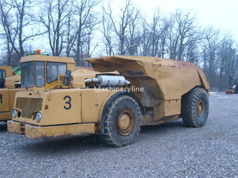 KIRUN K3 underground dump truck