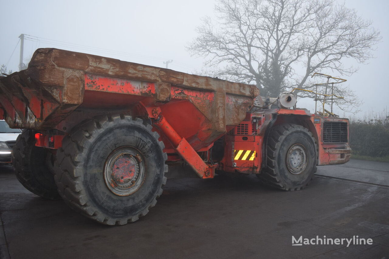 TORO T50 D Sandvik Toro  underground dump truck