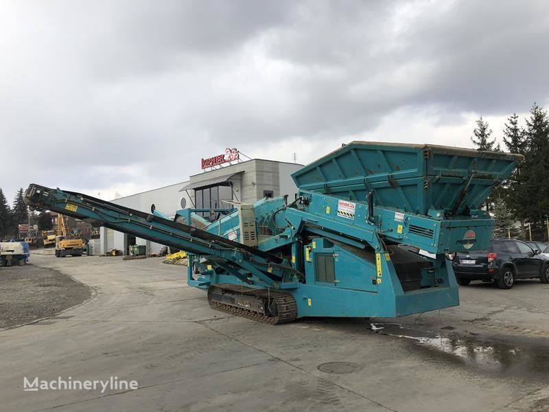 POWERSCREEN Warrior 1800 vibrating screen