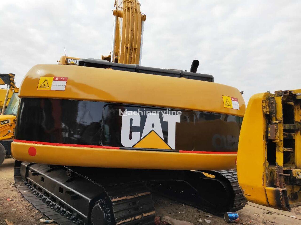 CATERPILLAR 330C walking excavator