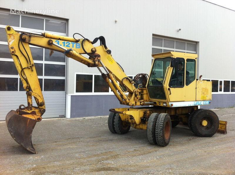 BENMAC 312R wheel excavator