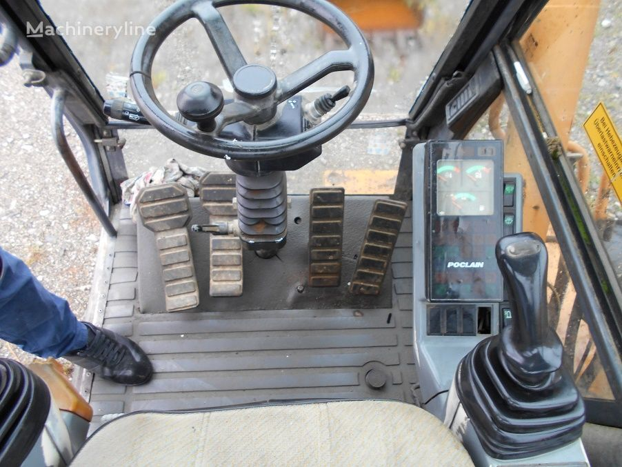 CASE 788P wheel excavator