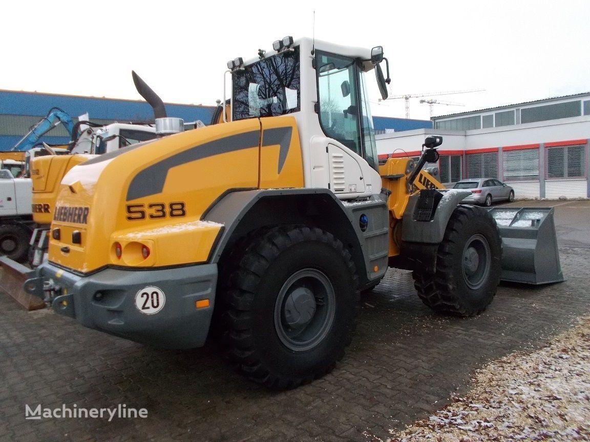LIEBHERR L 538Z  wheel loader
