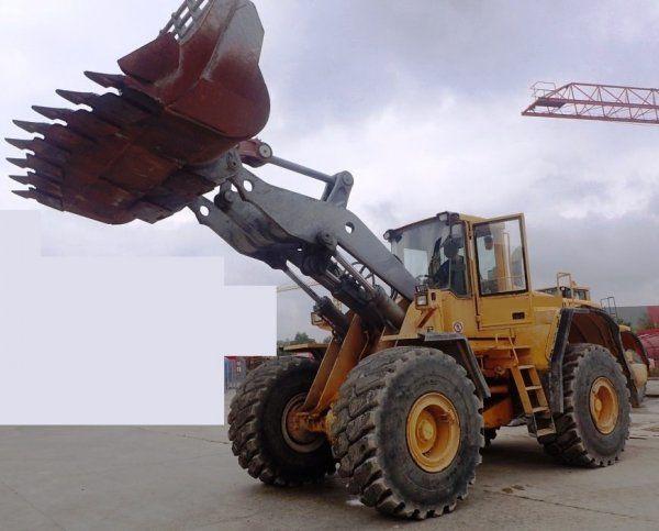 VOLVO L 180 E wheel loader