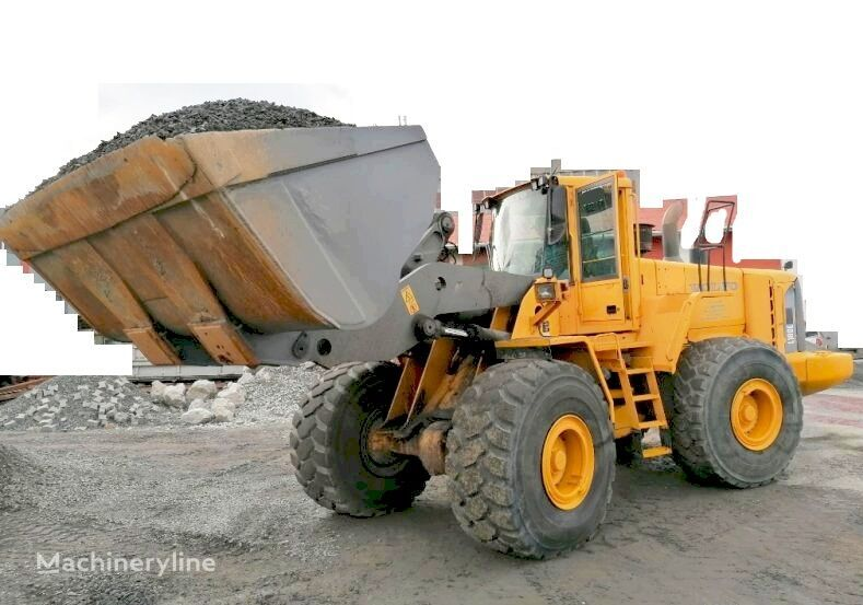 VOLVO L 180 E (WEIGHT, 2019 engine+hydr. 2018 wheel loader