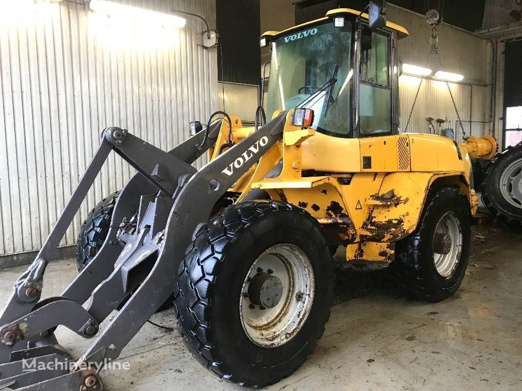 VOLVO L 45 B TP/S wheel loader for parts