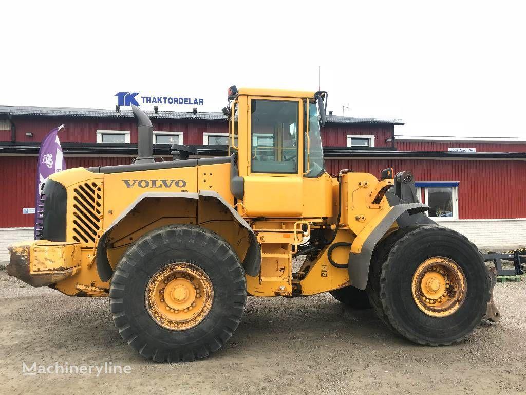 VOLVO L110E wheel loader for parts