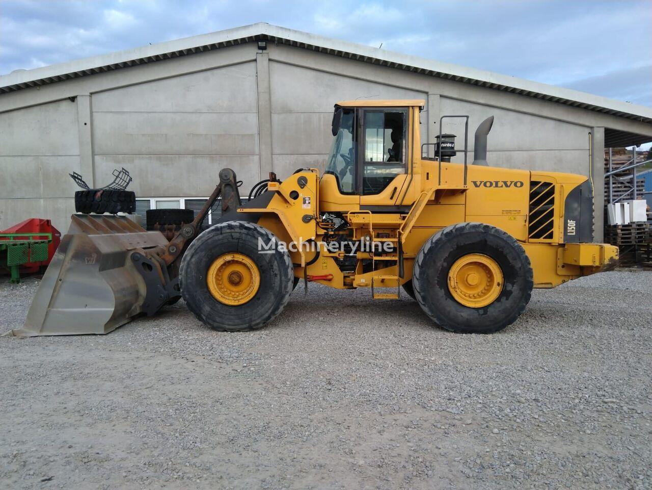VOLVO L150F wheel loader