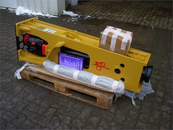 ONBEKEND TM 501 (BRH 501) hydraulic breaker