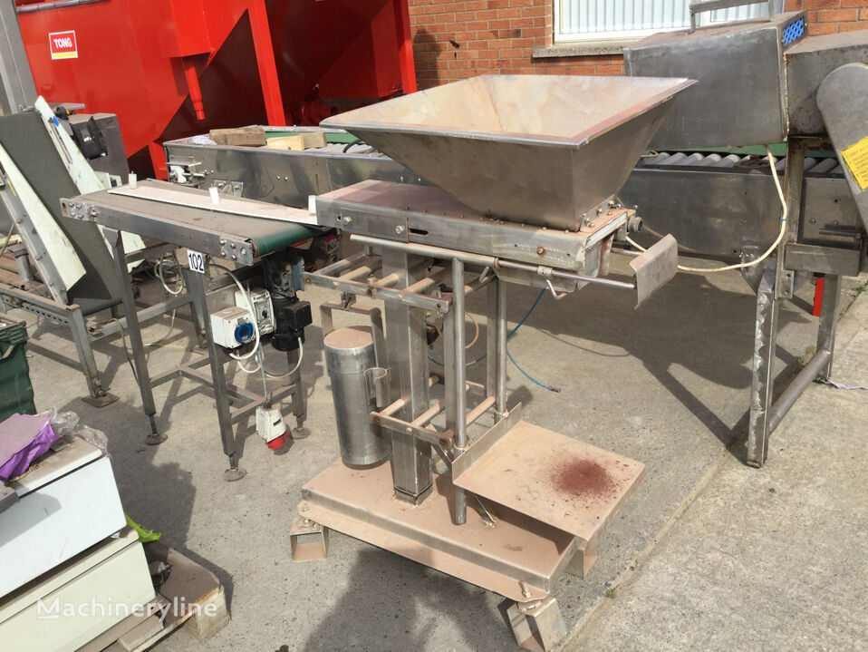 Check Weigher weighbridge
