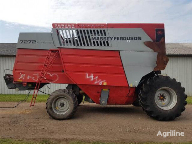 MASSEY FERGUSON 7272 Sælges i dele/For parts combine-harvester for parts