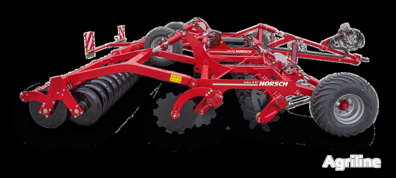 HORSCH Joker RT 8 disk harrow