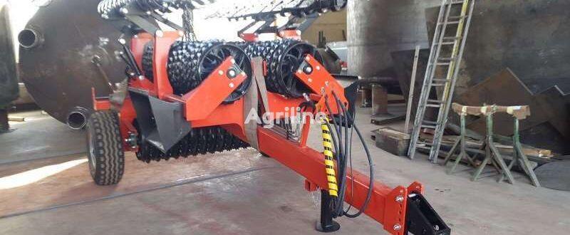 new HNH Engineering Roller-6,3 field roller