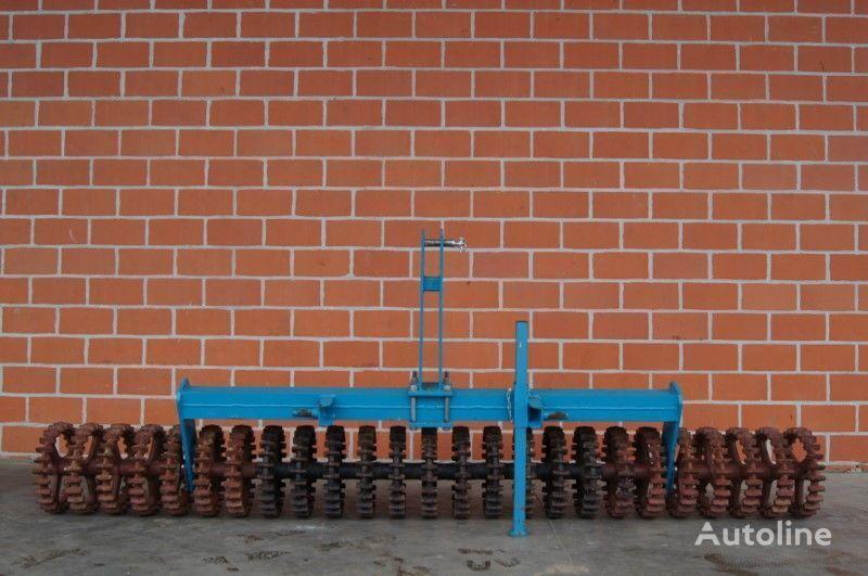 LEMKEN Crosskill roller field roller