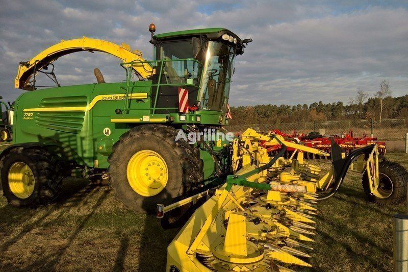 JOHN DEERE 7780i ProDrive forage harvester