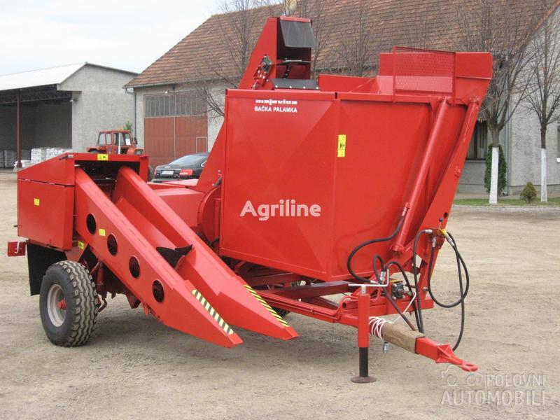 new SIP MAJEVICA-1R (Tornado-40) forage harvester