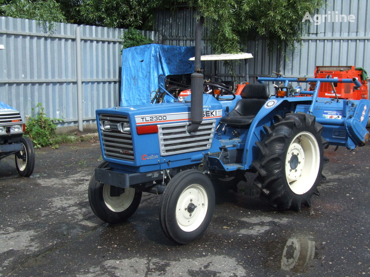ISEKI TL2300S mini tractor