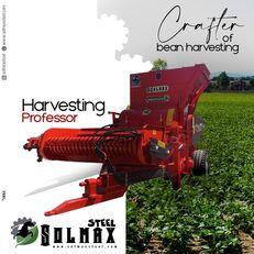 new SOLMAX STEEL PROFESSOR- BEAN HARVESTIN MACHINE pea harvester