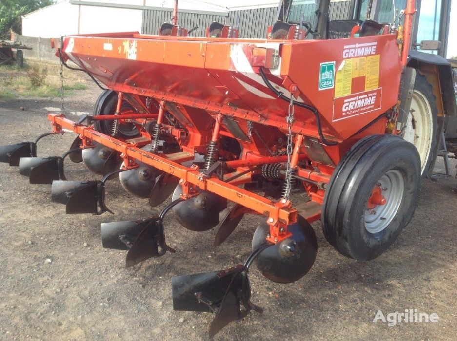 GRIMME vl20s potato planter