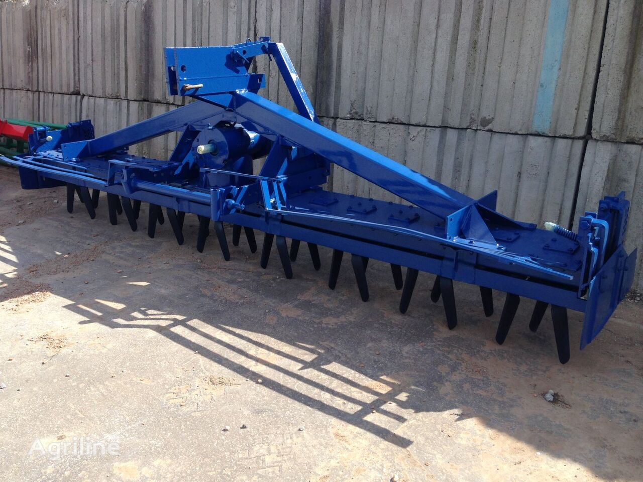 RABE power harrow