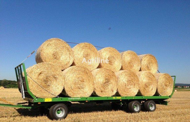 new PRONAR T023 11,3 t / 26,2 m² tractor trailer