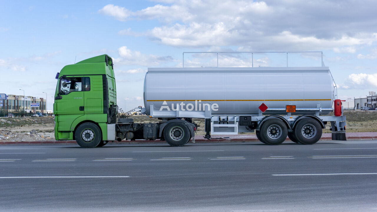 new Fuel Bowser Trailer Nova fuel tank trailer
