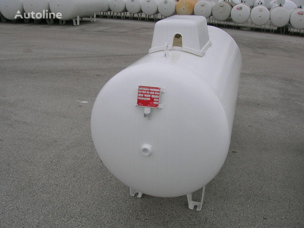 Gas tank/LPG tank gas tank trailer