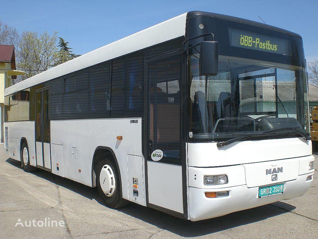MAN OMNIBUS M3-53 interurban bus