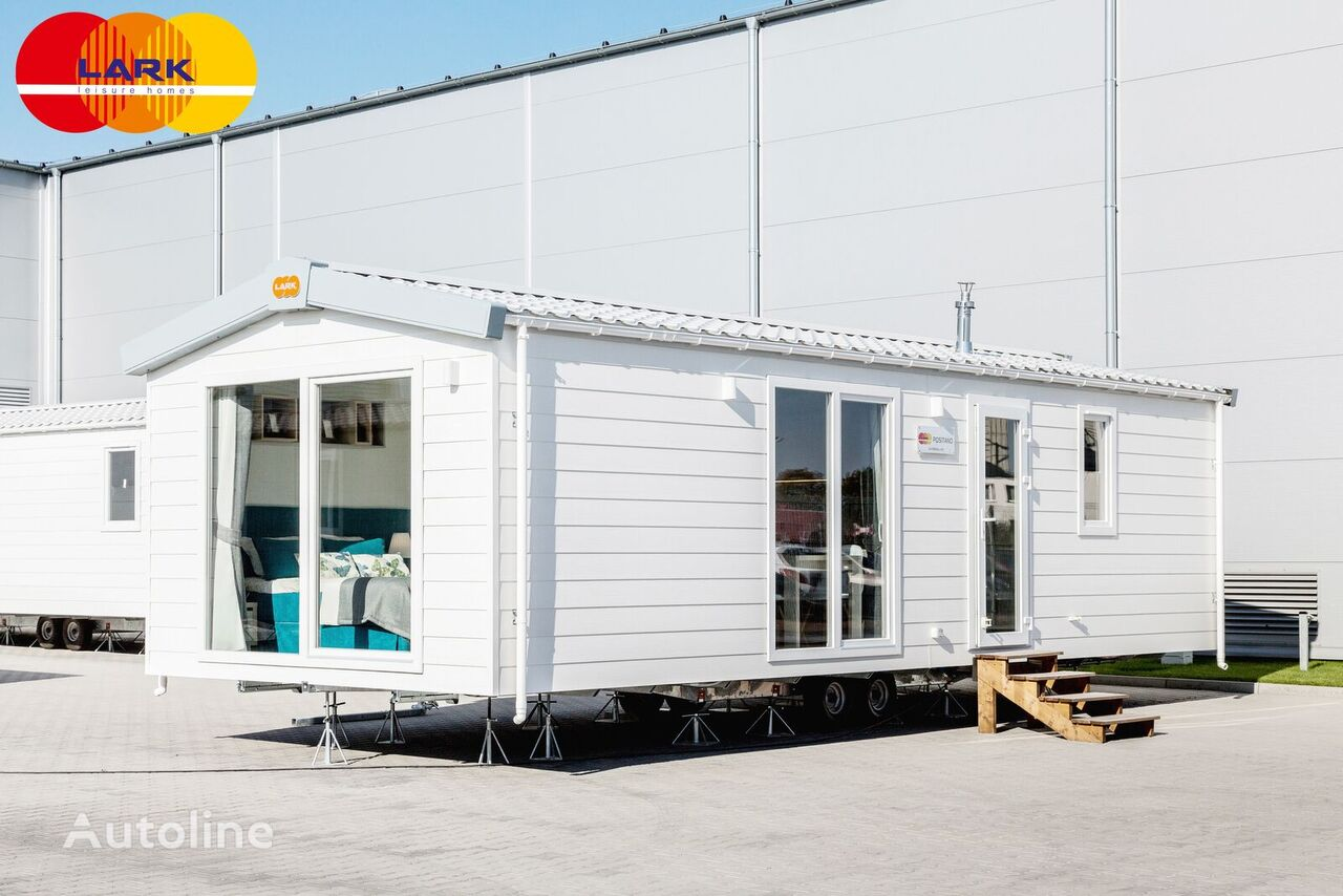 new Lark Leisure Homes POSITANO mobile home