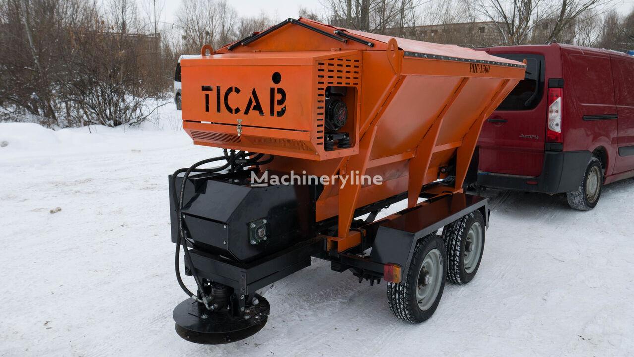 new Razbrasyvatel peska i soli RPS-1500 gritter