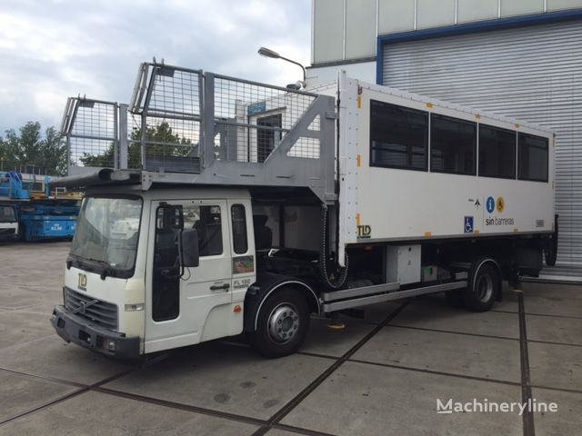 VOLVO  TLD CHTP 5.9GM Ambulift other airport equipment