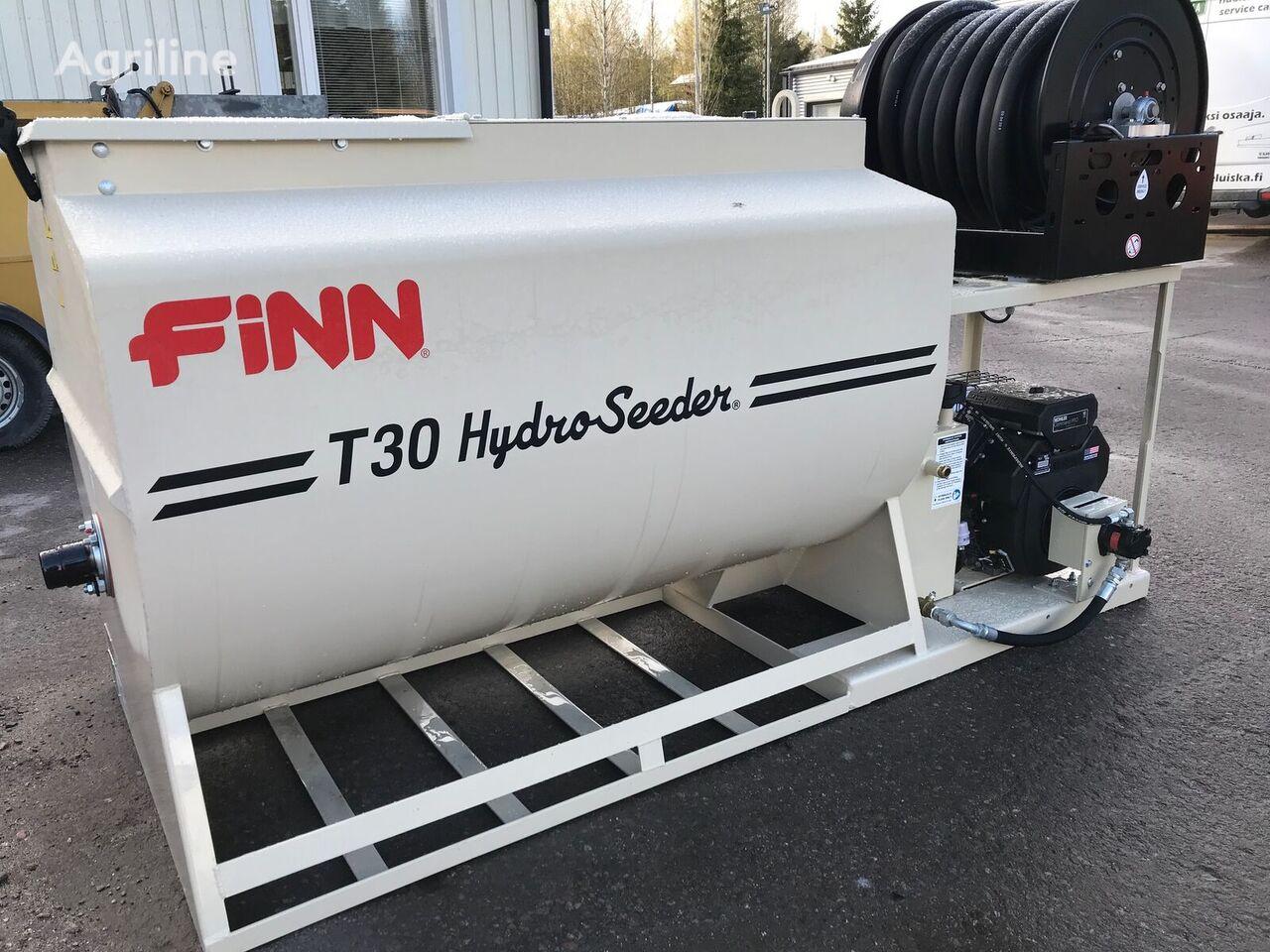 FINN T-30 HydroSeeder  other municipal vehicles