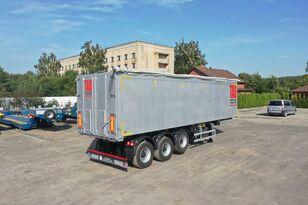 new TAD AGRO 55-3 grain semi-trailer