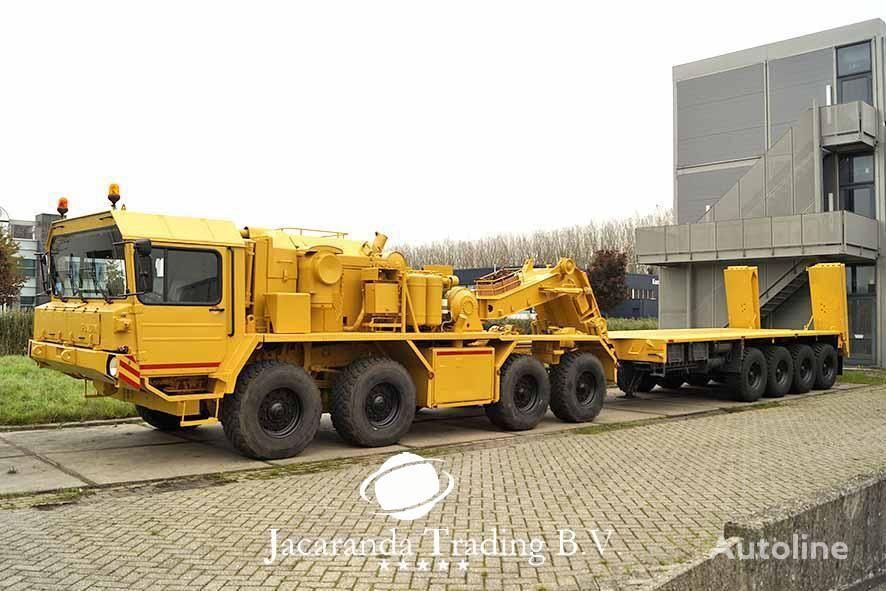 KASSBOHRER SLT 50 2 low bed semi-trailer