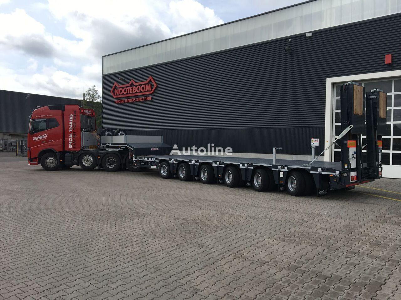 new NOOTEBOOM C017355 low bed semi-trailer