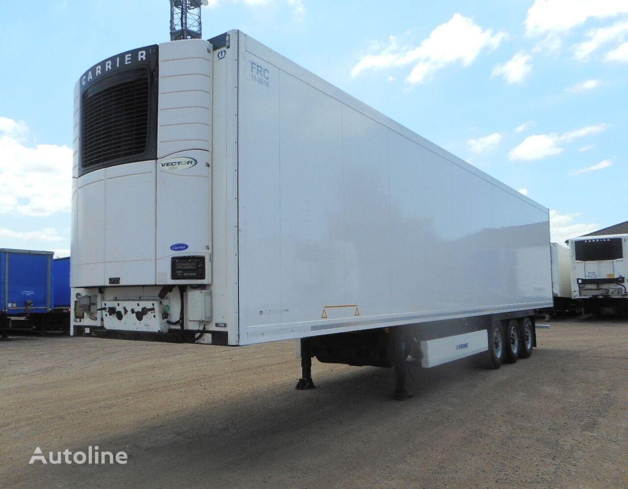 KRONE Single Temp Fridges refrigerated semi-trailer