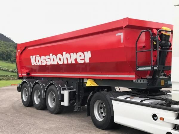KASSBOHRER Tipping Trailer tipper semi-trailer