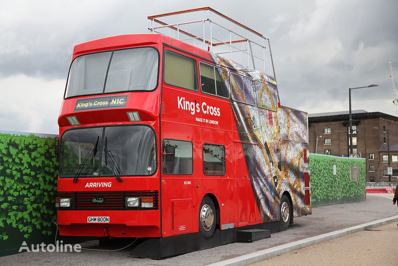 Daimler Fleetline - Mobile Marketing Suite sightseeing bus