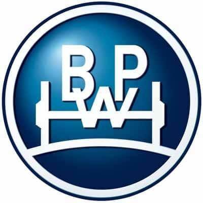 BPW ECO Plus 2748613428 axle for trailer