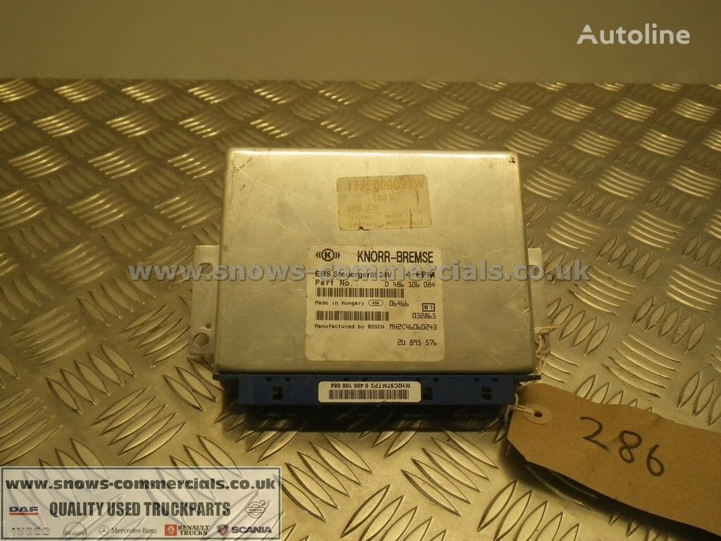 KNORR-BREMSE ECU Renault control unit for truck