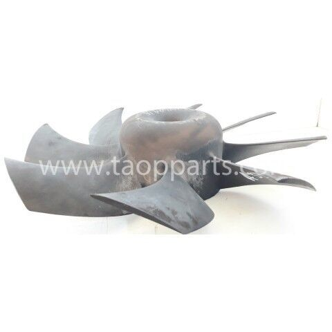 cooling fan for VOLVO A35D articulated dump truck