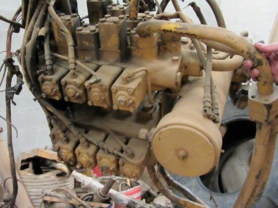 CATERPILLAR 215 (DISTRIBUIDOR) engine for other construction equipment