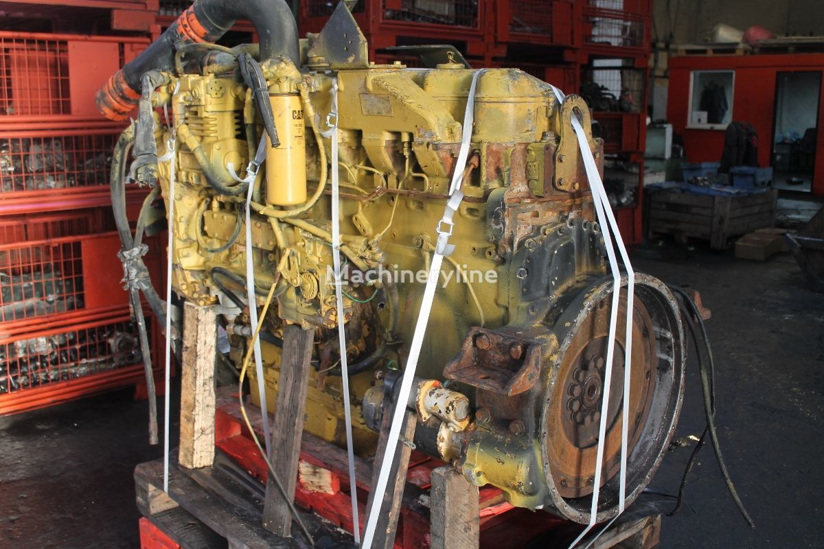 CATERPILLAR 3406B (120-0496) engines for haul truck for sale, motor