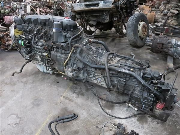 DAF Paccar 460 MX340S2 E5 engines for DAF XF105 truck for