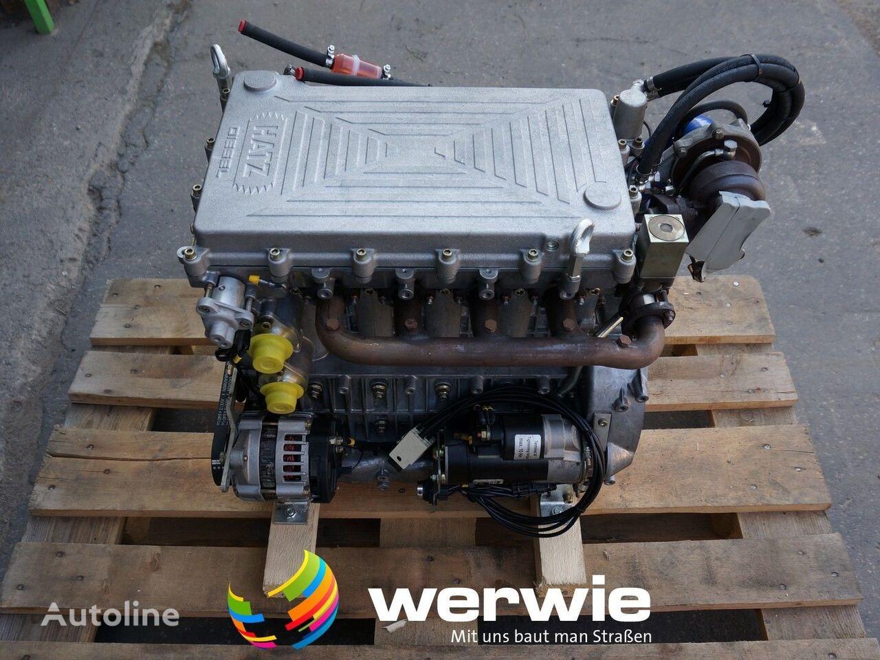 new DEUTZ engine for roller